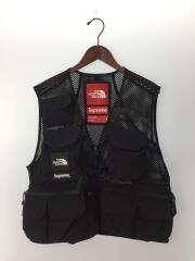 20SS/Cargo Vest/NP22003I/ベスト/M/ナイロン/BLK