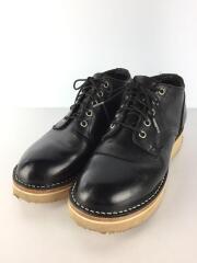 ブーツ/US7/BLK