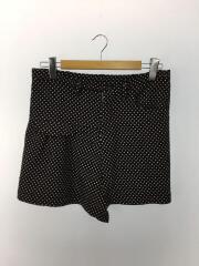ワイズ/ミニスカート/2/ウール/ブラック/ドット