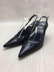 グッチ/パンプス/35/BLK/シューズ/サンダル/ブラック/黒/靴/バックストラップ