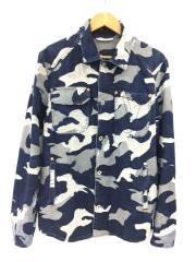 19AW/Camouflage Denim Jacket/ジャン/46/コットン/SV3DC00P5DT/カモフラージュデニムジャケット