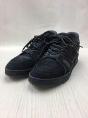 LV TRAINER/28cm/ブラック/スウェード