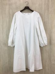MERLETTE/マーレット/ST-GERMAIN Dress/XS/コットン/WHT