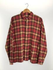 JERRY PINK/ネルシャツ/--/コットン/PNK/チェック
