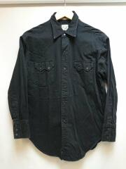 orSlow/長袖シャツ/0/コットン/ブラック