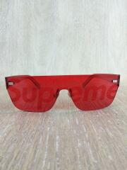 17AW/LV Mask Sunglasses/RED