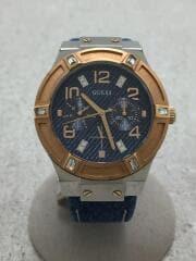 クォーツ腕時計/アナログ/W0289L1/JET SETTER/ジェットセッター