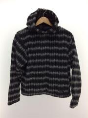パーカー/L/ポリエステル/GRY/Bright Side Fleece Jacket