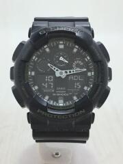 クォーツ腕時計・G-SHOCK/デジアナ/GA-100L-1AJF