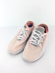 adidas/アディダス/ローカットスニーカー/ピンク/DEERUPT RUNNER/B28075