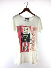 HYSTERIC GLAMOUR/ヒステリックグラマー/Tシャツ/FREE/コットン/ホワイト/プリント