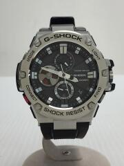 CASIO/カシオ/ソーラー腕時計・G-SHOCK/アナログ/GST-B100-1AJF//  G-STEEL  Bluetooth