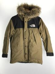 THE NORTH FACE/ノースフェイス/ダウン/カーキ/MOUNTAIN DOWN COAT/ND91835