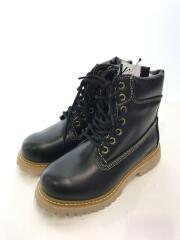 ALPHA/ブーツ/22.5cm/BLK