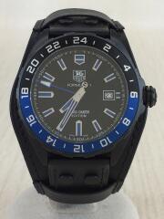 自動巻腕時計・フォーミュラー1キャリバー7GMT43mm/デジタル/WHT/FORMULA1