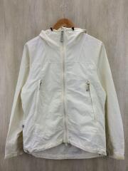 TRITON LIGHT JACKET/S/ポリエステル/ホワイト/無地/SM-MA19-0131