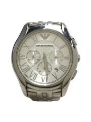 クォーツ腕時計/アナログ/ステンレス/SLV/SLV/AR-1702