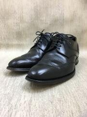 ドレスシューズ/UK6/ブラック/レザー