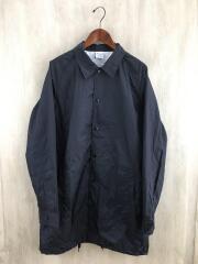ナイロンジャケット/XL/ナイロン/ブラック/無地/C8-J618