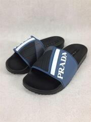 ラバーサンダル/シャワー/靴/24cm/ブラック/ROSSO SANDALS RUBBER/18SS