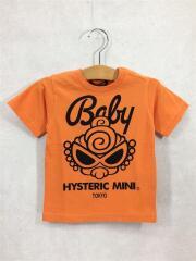 Tシャツ/90cm/コットン/ORN/プリント/CLASSIC MINI/