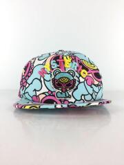 帽子/コットン/BLU/HELLO TEDDY MINI/キャップ