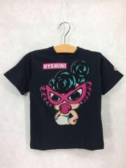 Tシャツ/105㎝/コットン/BOUNCY BALLS/BIG/MINIちゃんボックスロゴ