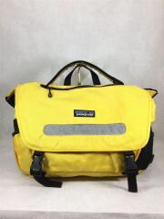 メッセンジャーバッグ/ショルダーバッグ/ナイロン/イエロー/黄色/鞄/バッグ/肩掛/小物