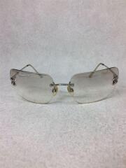 サングラス/メガネ/眼鏡/ウェリントン/チタン/SLV/CLR/9659894/アクセサリー
