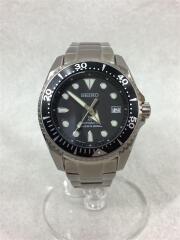 自動巻腕時計/オートマティック/黒/6R15-01D0/プロスペックス/ダイバースキューバー