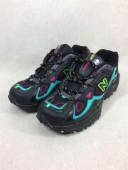 ローカット/シューズ/靴/スニーカー/26cm/ブラック/黒ML703BF/703復刻