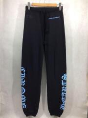 ストレートパンツ/S/コットン/ブラック/黒/Sweat Pants/アメリカ製/2144-304-9067