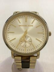 クォーツ腕時計/アナログ/ステンレス/GLD/GLD/ゴールド/MK-3511