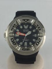 クォーツ腕時計/アナログ/PROMASTER/Ecodrive/B873-S057892/黒/ブラック