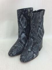 ブーツ/36/GRY/23.0cm/S39WU0095/S48432