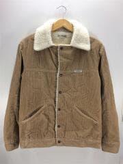 ブルゾン/M/アクリル/キャメル/18AW/Corduroy Ranch Jacket