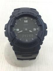 クォーツ腕時計/デジアナ/黒/ブラック/G-100/URBAN RESEARCH別注/5158