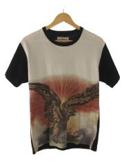 Tシャツ/M/コットン/WHT/162PCNH-CS02S