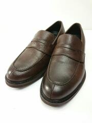 ローファー/ブラウン/AD20A/M32B/レザー/靴/TROTTER