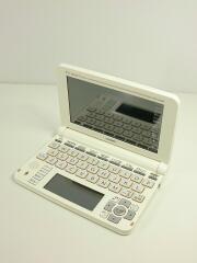 電子辞書 エクスワード XD-U4800WE [ホワイト]