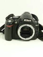 デジタル一眼カメラ D3000 ボディ