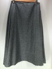 スカート/1/ウール/GRY