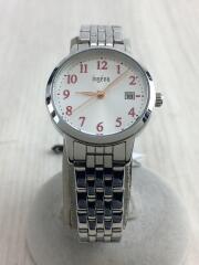 ingenu/VJ22-KL40/クォーツ腕時計/アナログ/ステンレス/SLV/SLV