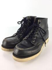 ブーツ/US8/BLK/23311