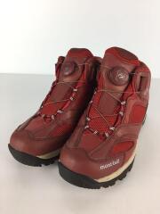 ハイカットスニーカー/23cm/RED
