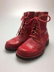 キッズ靴/20cm/ブーツ/スウェード