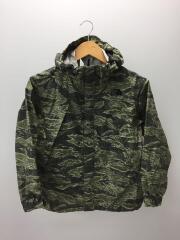 ジャケット/140cm/ナイロン/GRN/カモフラ/NPJ11531
