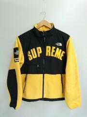 19SS/Arc Logo Denali Fleece Jacket/フリースジャケット/S/ポリエステル/YLW