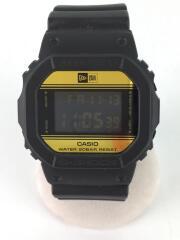 NEWERA/クォーツ腕時計/デジタル/DW-5600NE