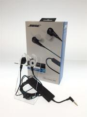 イヤホン・ヘッドホン Noise Cancelling headphones Apple製品対応[ブラック]